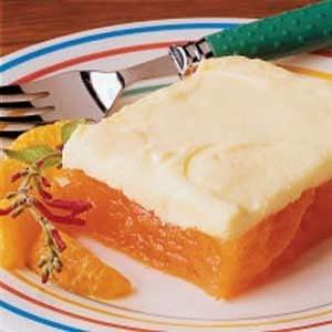 Creamy Orange Fluff