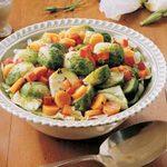 Lemony Sprouts Salad