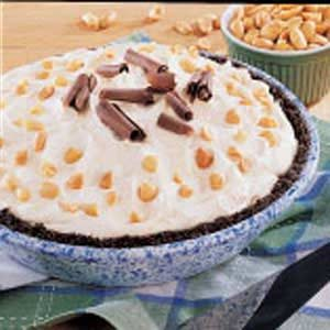 Peanut Chocolate Pie