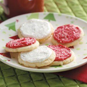 Anise Sugar Cookies