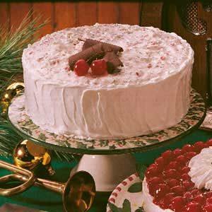 Confetti Cream Cake
