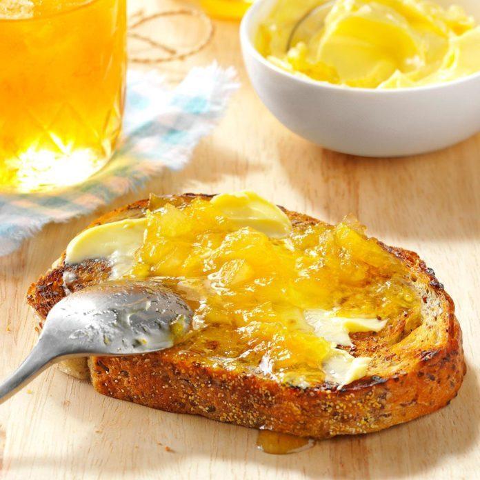 Three-Fruit Marmalade