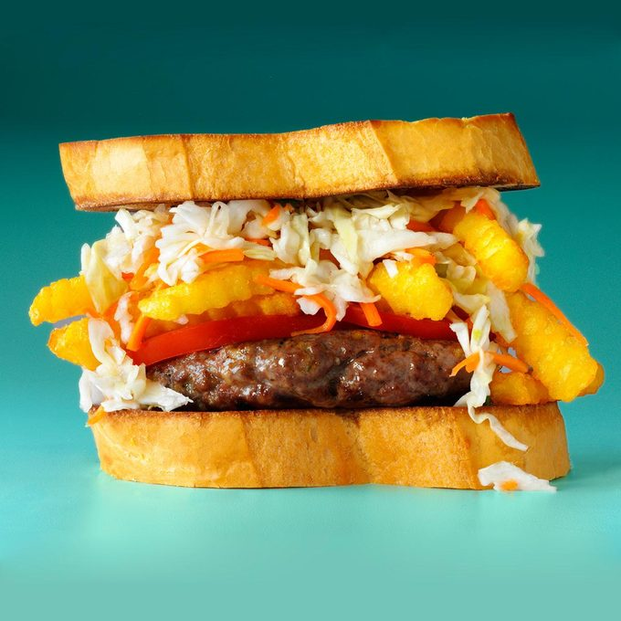 Primanti's-Style Burgers