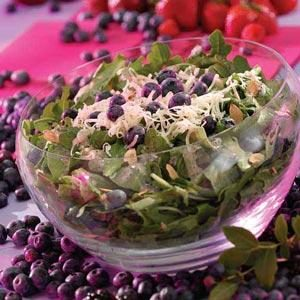 Blueberry Tossed Salad