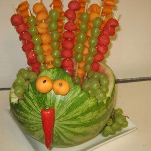 Fruited Turkey