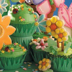 Easy Cake Mix Cupcakes