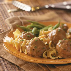 Best Swedish Meatballs