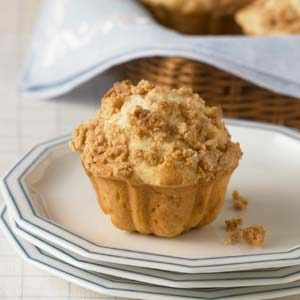 Brunch Peanut Butter Muffins