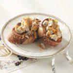 Chicken Mushroom Melts