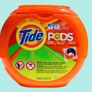 Seriously, You REALLY Shouldn't Be Eating Tide Pods