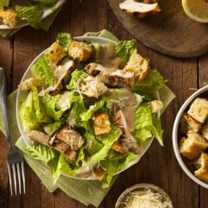 5 Tricks to Making the Ultimate Caesar Salad
