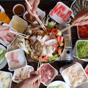 Barbecue grill,Korean cuisine