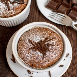 How to Make a Chocolate Souffle