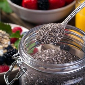 10 Ways to Power Up with Chia Seeds