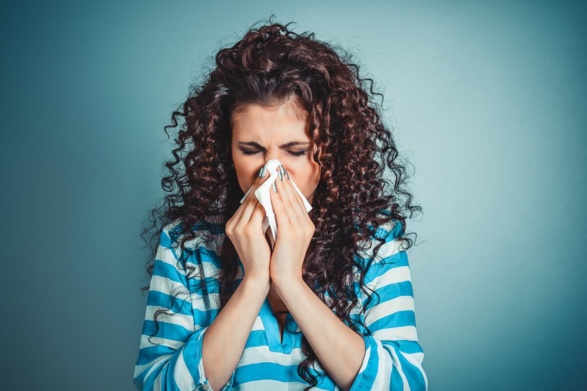 Foods to Eat When You Have a Stuffy Nose | Taste of Home