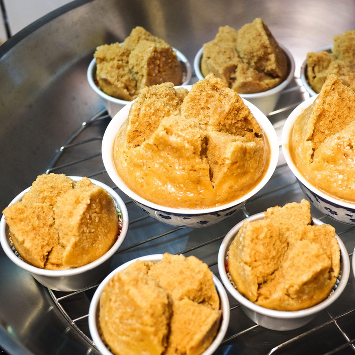Rice Cake; Shutterstock ID 566788243