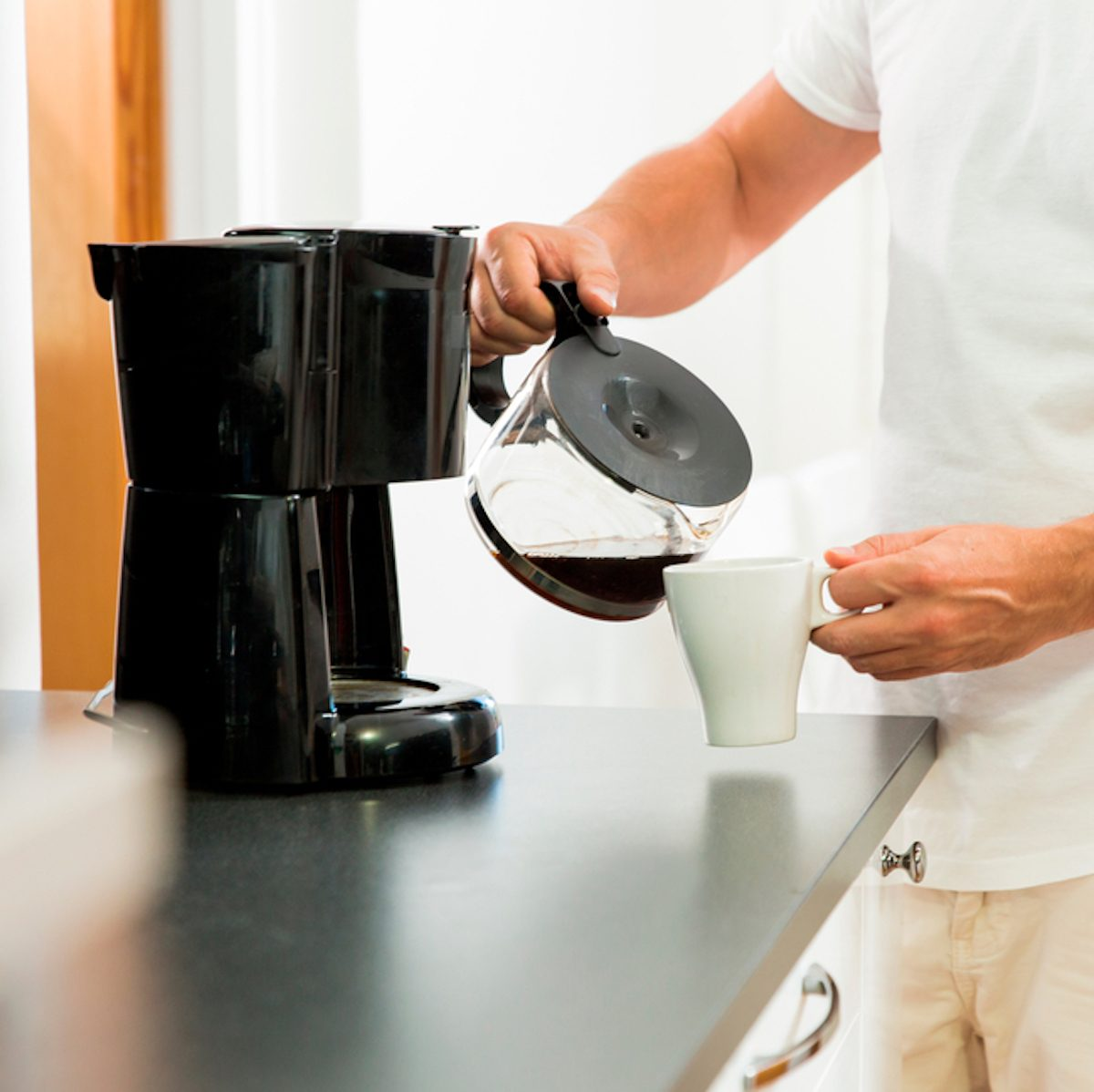 12 Mistakes Everyone Makes When Brewing Coffee | Taste of Home