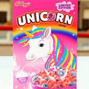 Kellogg's Is Releasing a New Unicorn Cereal. Seriously.