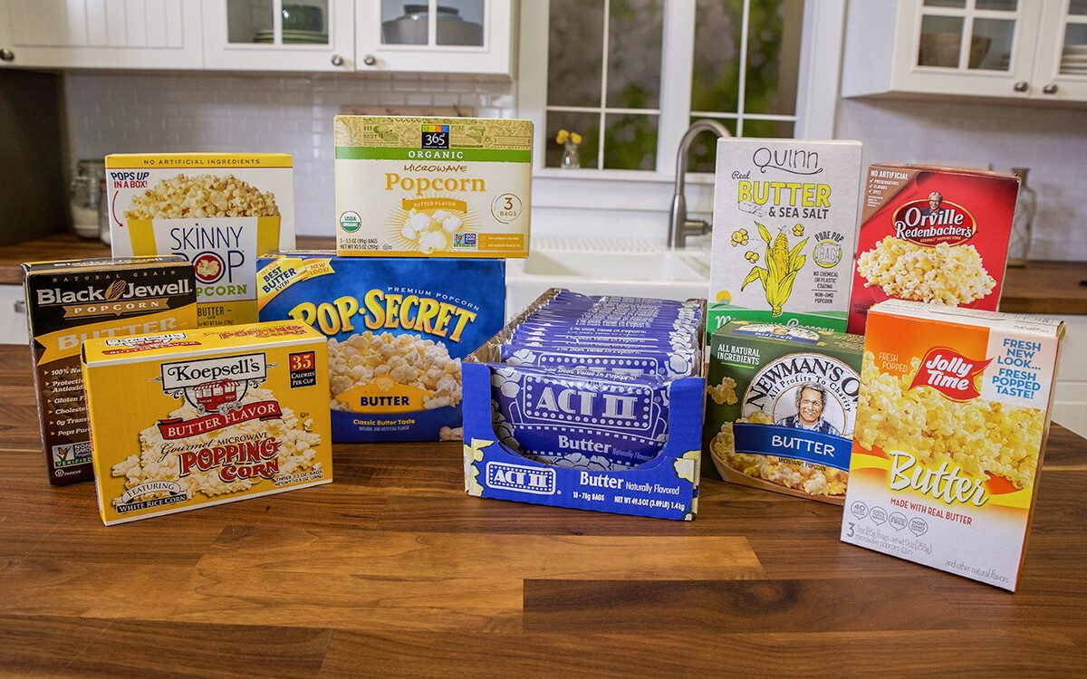 Brands To Find The Best Popcorn