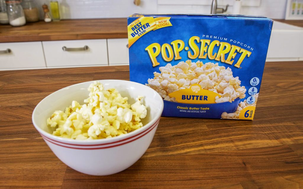 We Tried 10 Brands to Find the Best Popcorn   Taste of Home