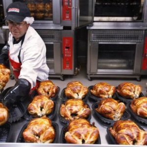 The Secrets Behind Costco's Famous $4.99 Rotisserie Chickens