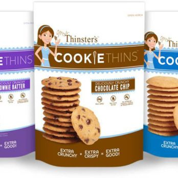 We Tried Mrs. Thinster's Cookie Thins. Here's What You Should Know.
