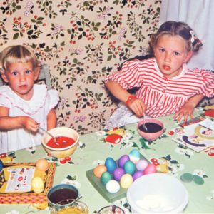 What Easter Looked Like Decade by Decade