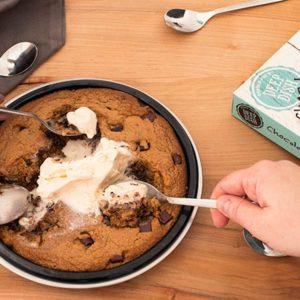Trader Joe's Has Us Drooling Over This Deep-Dish Chocolate Cookie
