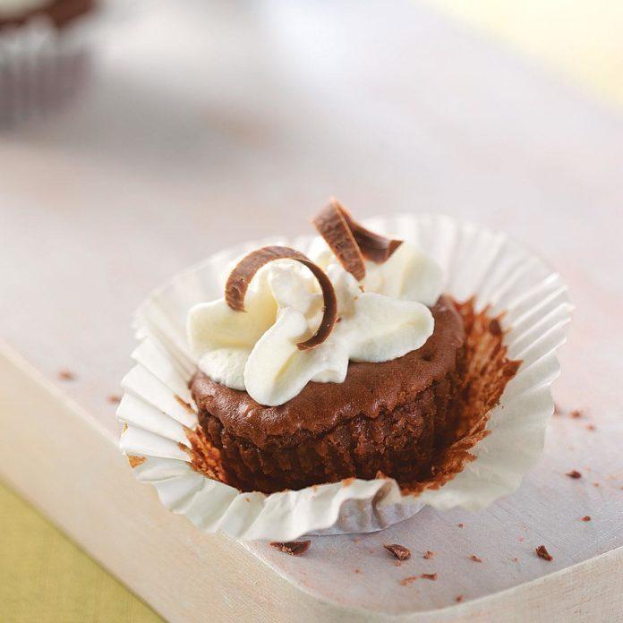 Chocolate Cheesecakes