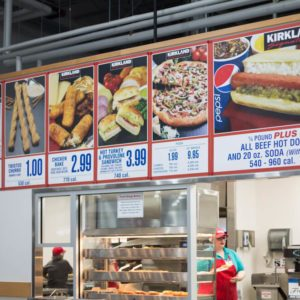 Costco Is Testing New Food Court Kiosks, and We Desperately Want to Try Them