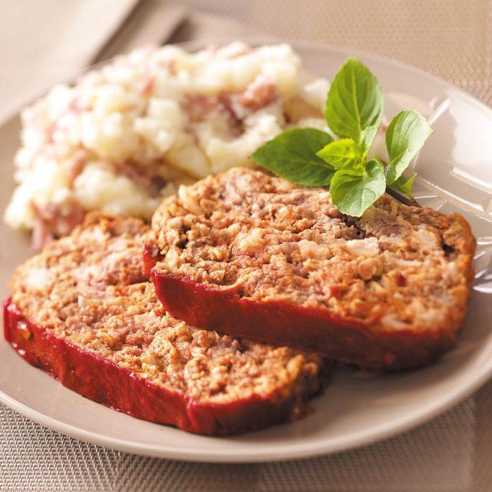 Family-Favorite Meat Loaf