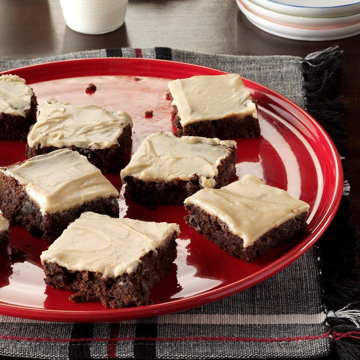 Godiva Liqueur Brownies Recipe