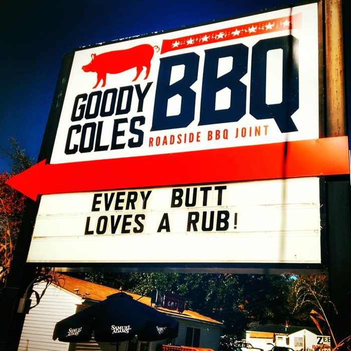 Goody Cole's Smokehouse
