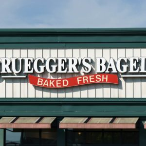 Here's How You Can Get Three Free Bruegger's Bagels Today