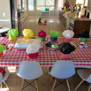 How to Whip Up a Chef-Themed Kid's Birthday Party