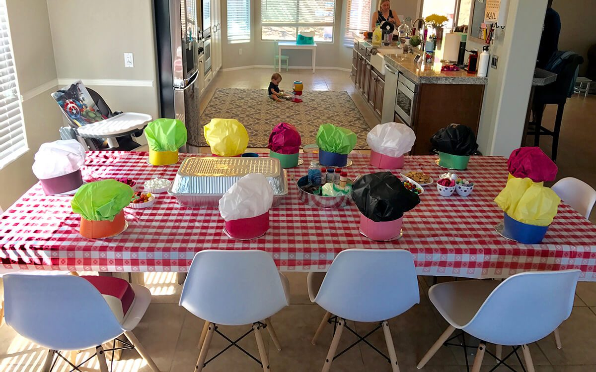 Kids' Birthday Party Ideas: How to Host a Chef-Themed Party