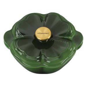 People Are Freaking Out Over Le Creuset's New Clover-Shaped Dutch Oven