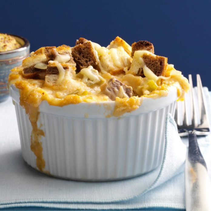Day 15: Mini Reuben Casseroles