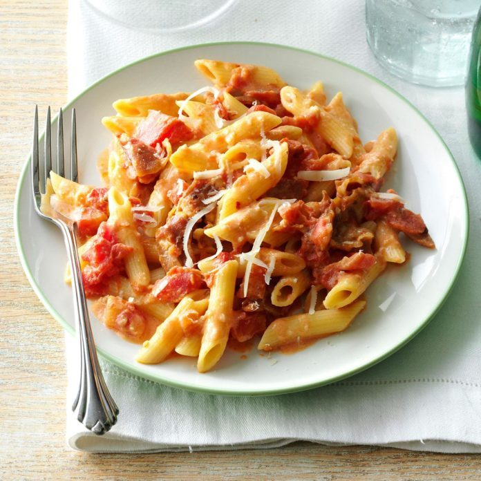October 25: World Pasta Day