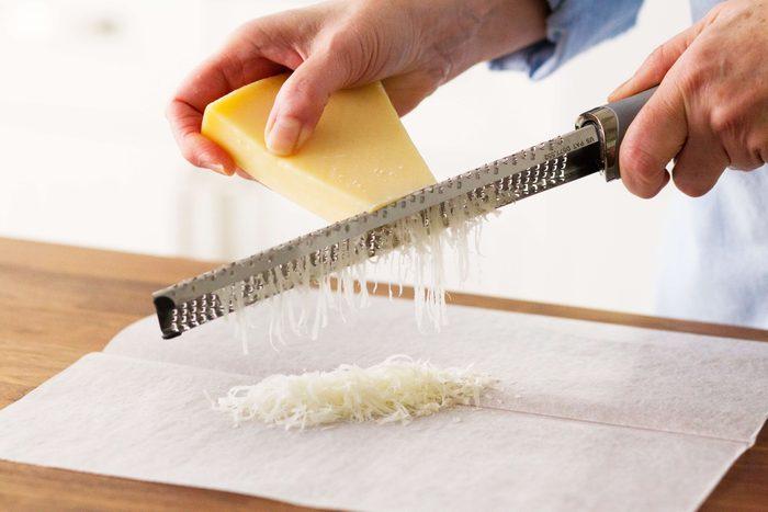 Microplane Parmesan Cheese