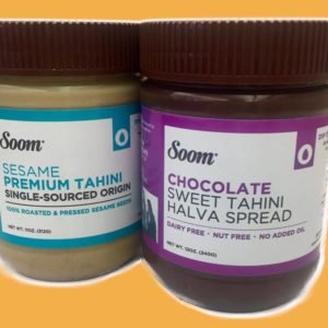We Tried Two Types of Tahini. Here's What You Need to Know.