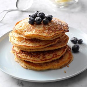 The Healthy Pancake Recipe You Need to Know