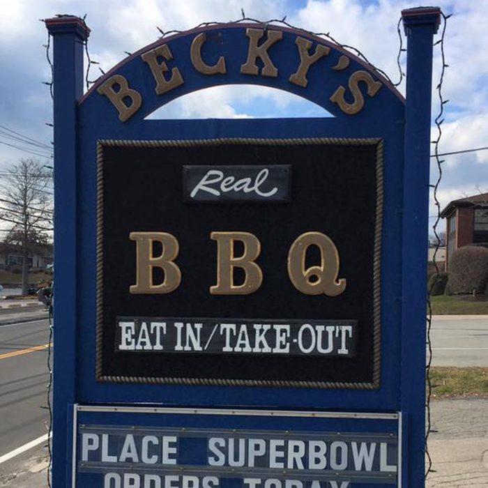 Becky's BBQ