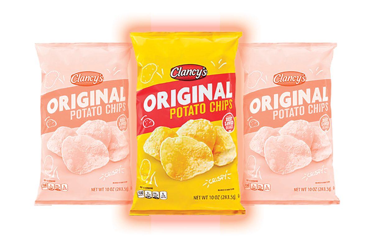 Clancy's Original Potato Chips