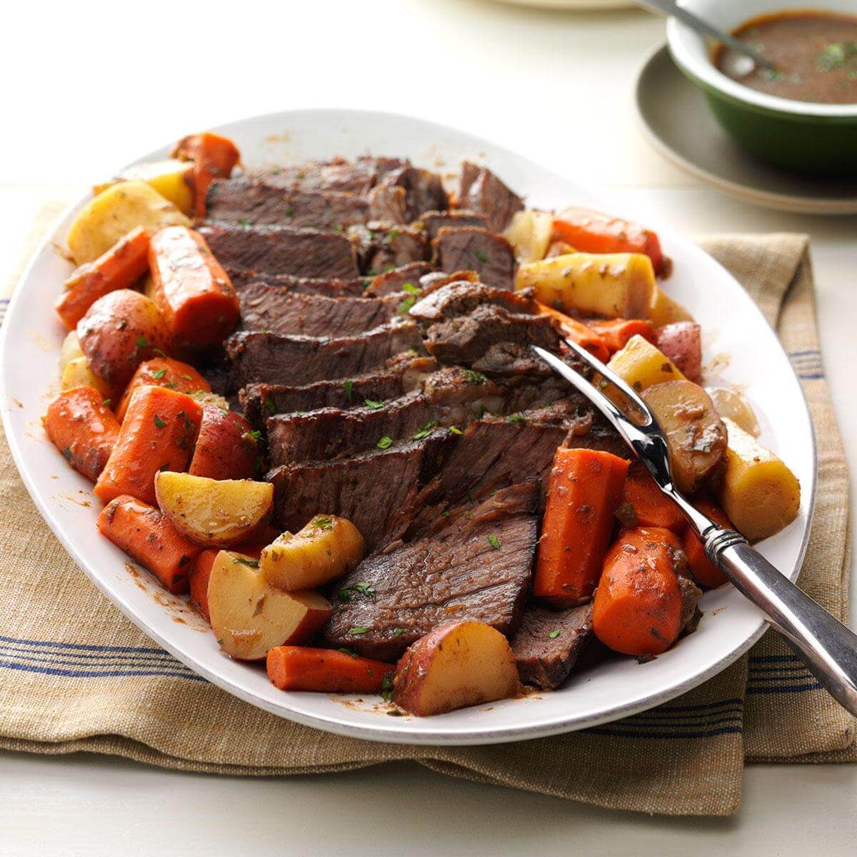 29 Mouth-Watering Pot Roast Recipes | Taste of Home