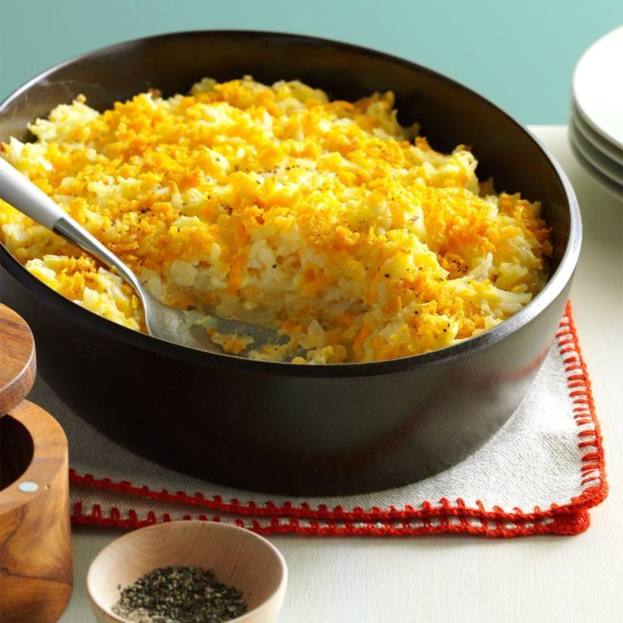 Makeover Hash Brown Casserole