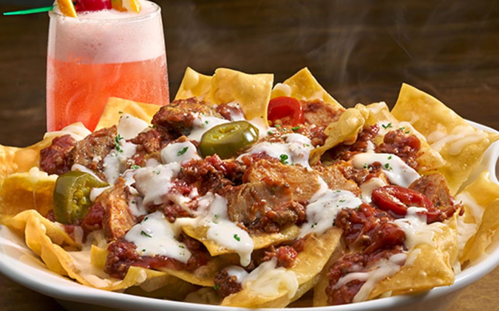 Drop Everything Italian Nachos Are Now Available At Olive Garden Taste Of Home