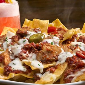 Drop Everything! Italian Nachos Are Now Available at Olive Garden.