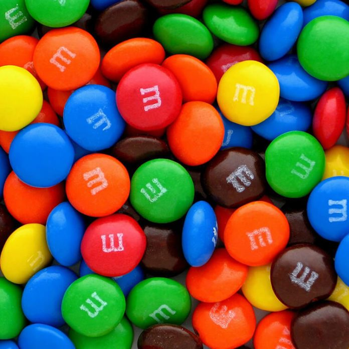 Crispy M&M's Chocolate Spread Is Now Available and We're Ecstatic