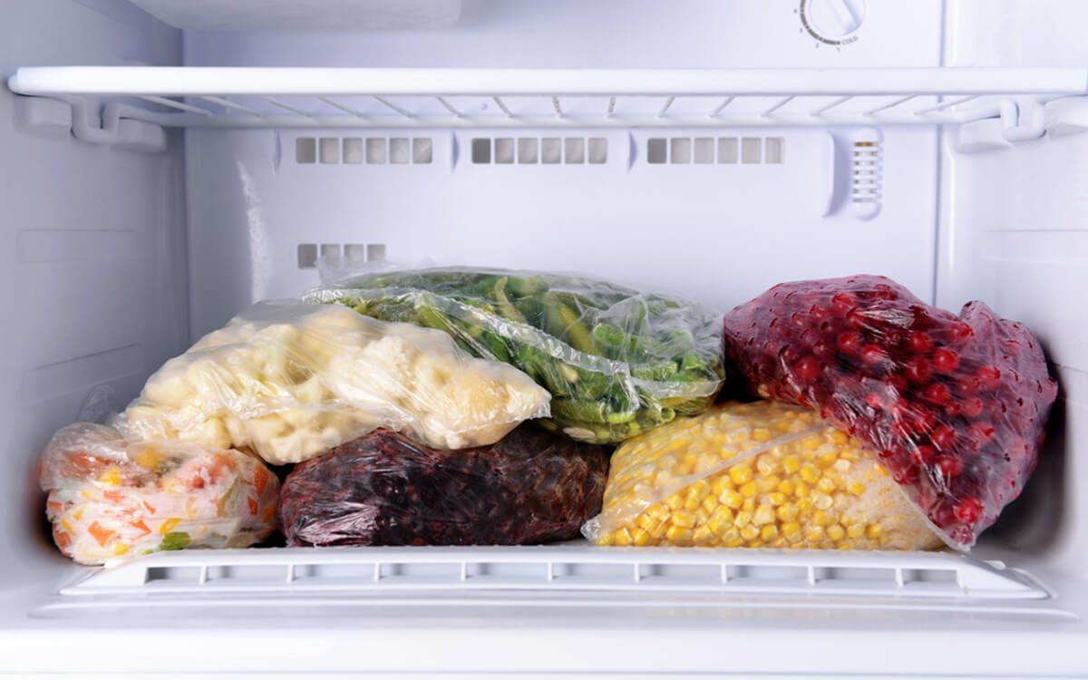 Here's How Long You Can Really Freeze Food